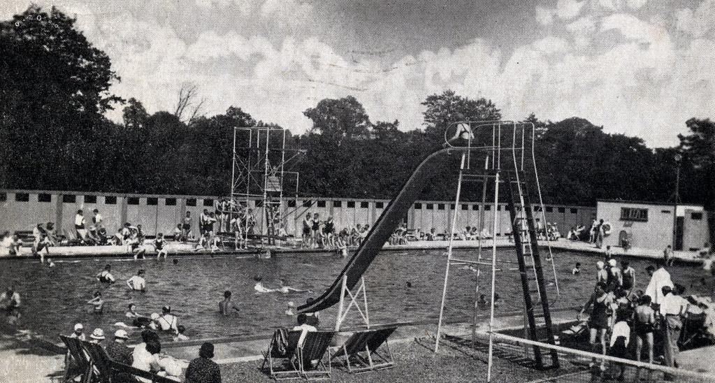 R Batch Sun Lido Swimming Pool...