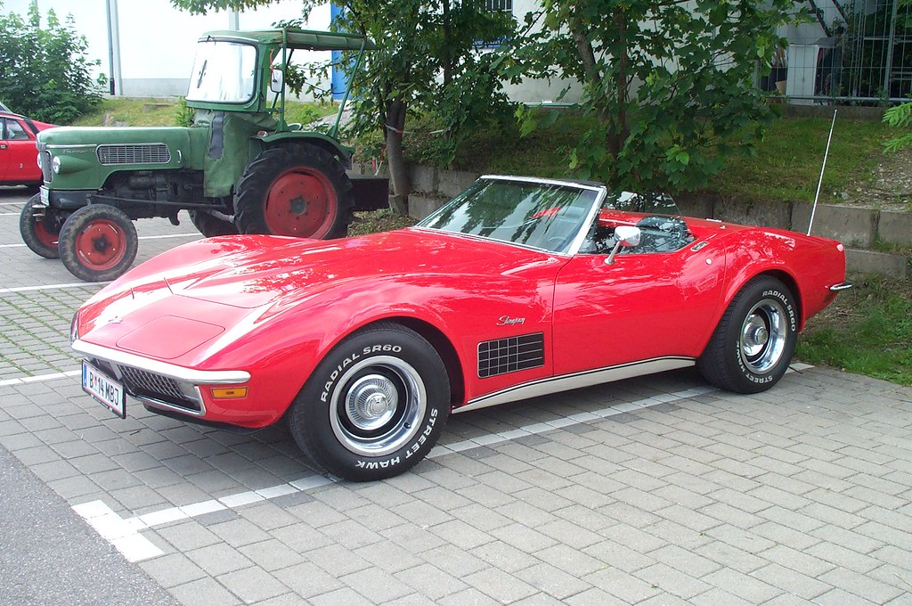 Corvette C3 Stingray >> Chevrolet Corvette C3 (1967-1975) Stingray Cabrio | ...geseh… | Flickr