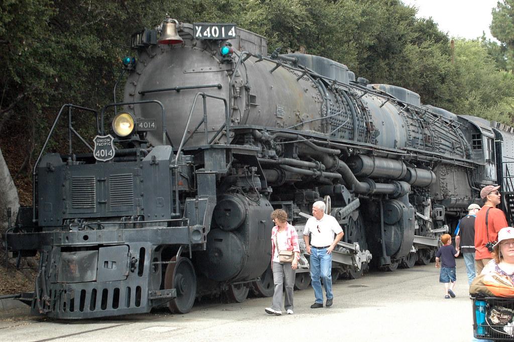 X4014 4 8 8 4 Quot Big Boy Quot Locomotive X4014 Located At The