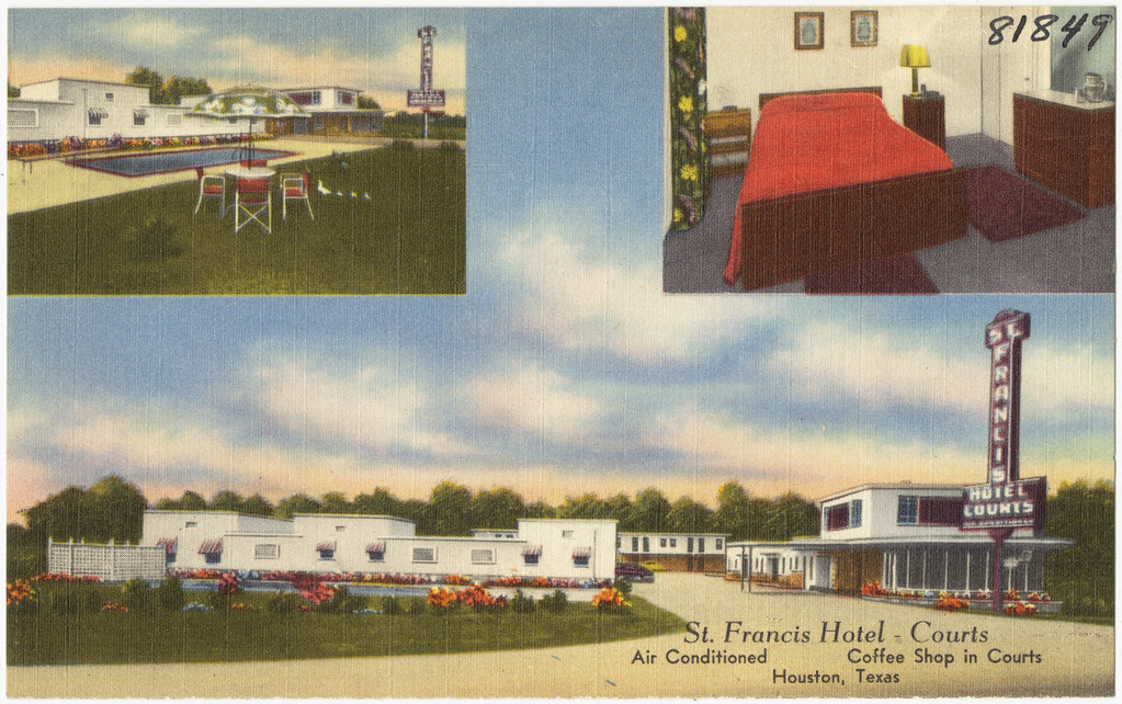 Arlington Texas Hotel Rooms