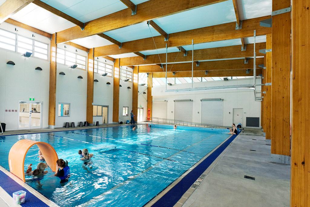 Colmslie Pool Indoor Pool Brisbane City Council Flickr