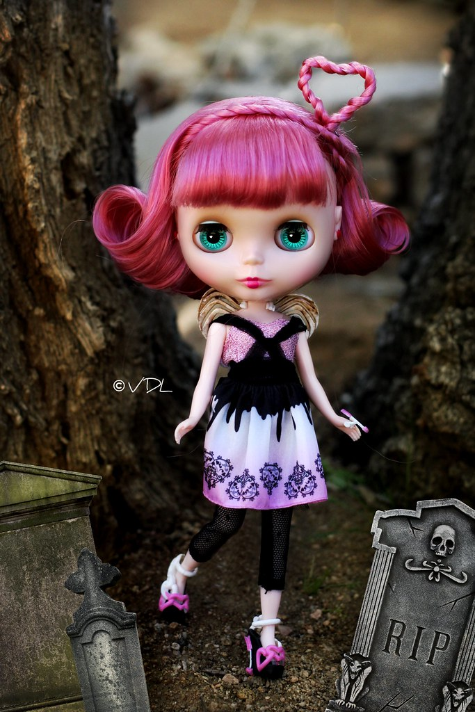 Monster High Blythe ~ Cupid♥ | Love doesn't have to be ...