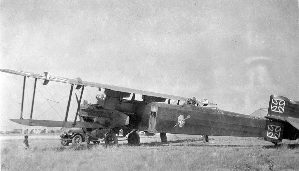 AL218-035 Sikorsky S-29-A NC 2756 as -Gotha bomber- for He ...