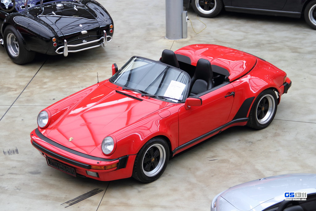1989 Porsche 911 Carrera G Modell Speedster Turbo Look