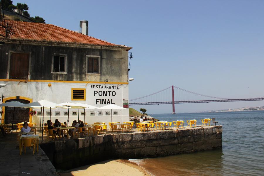Lissabon ravintolat