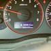 Subaru odometer