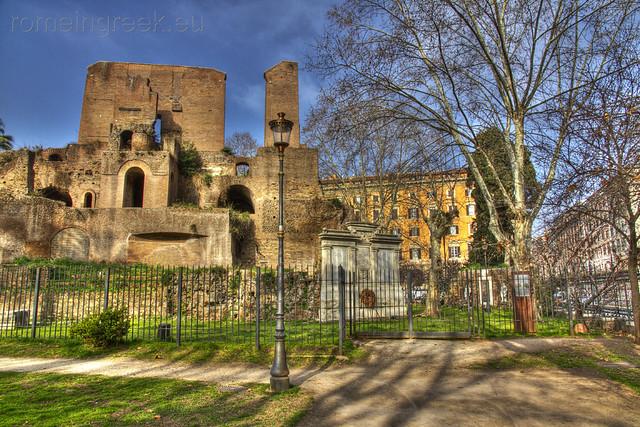 Porta magica piazza vittorio flickr photo sharing - Porta magica piazza vittorio ...