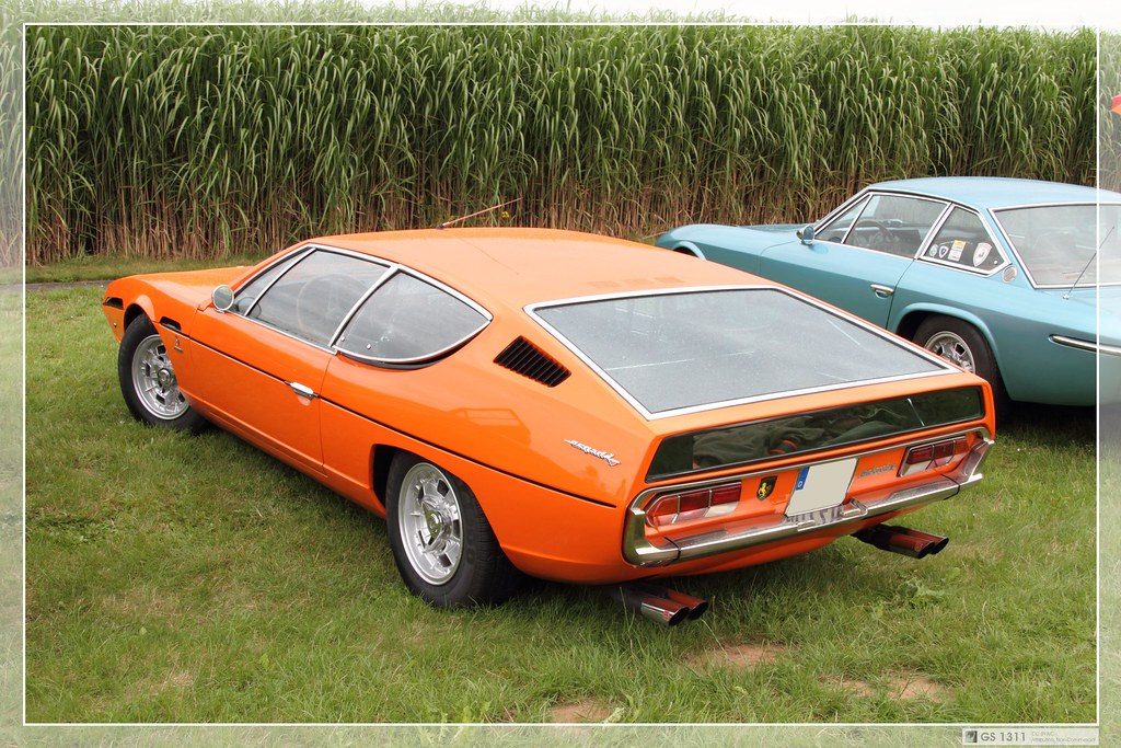 1968 1978 Lamborghini Espada 02 The Lamborghini