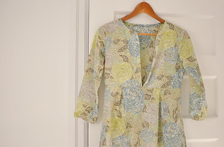 Liberty of London Schoolhouse Tunic | by the workroom