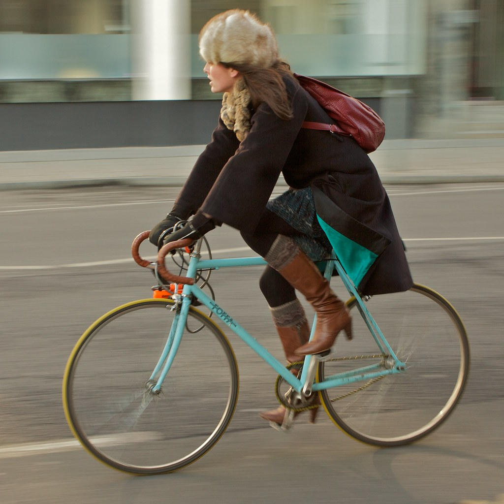 London Cyclists Alexander Baxevanis Flickr