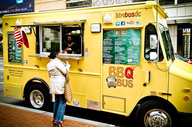 BBQ Bus food truck
