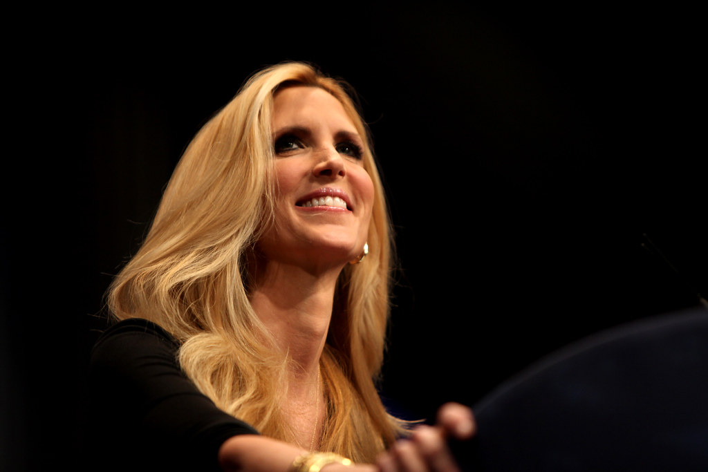 Ann Coulter Ann Coulter Speaking At The 2012 Cpac In