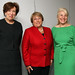 UN Women Executive Director Michelle Bachelet meets with Roselyne Bachelot-Narquin, Minister of Solidarity and Social Cohesion of France