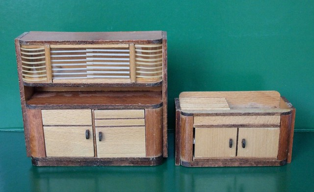 Fifties Kitchen Cabinets
