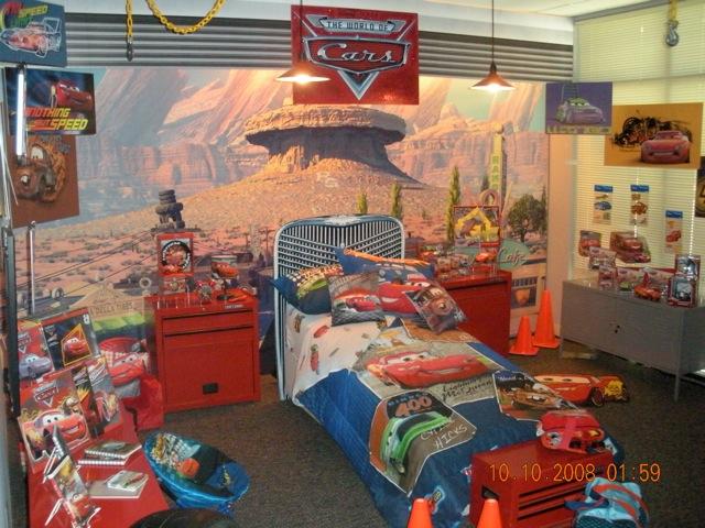 disney pixar cars 2 special room a w bravis flickr