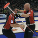 Wayne Middaugh and Glenn Howard