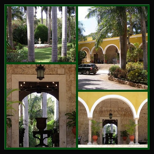 Four Views: Hacienda Chichén | by mystuart