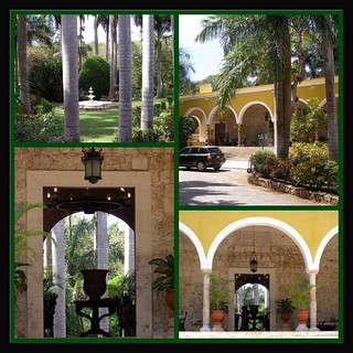 Four Views: Hacienda Chichén | by mystuart (on and off)