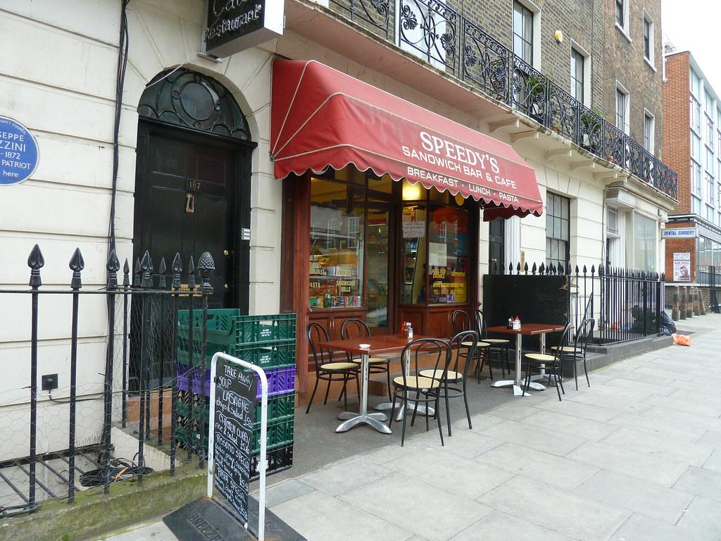 187 North Gower Street aka 221B Baker Street | 187 North ...