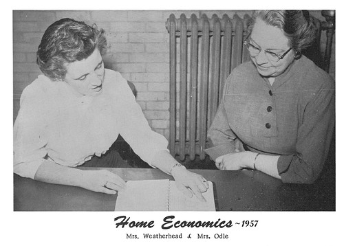 Home Ec 1957 | by Northridge Alumni Bear Facts
