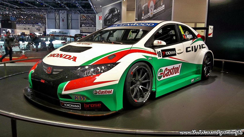 honda civic type r wtcc come check out my tuning and. Black Bedroom Furniture Sets. Home Design Ideas