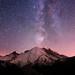 Rainier and Milky Way