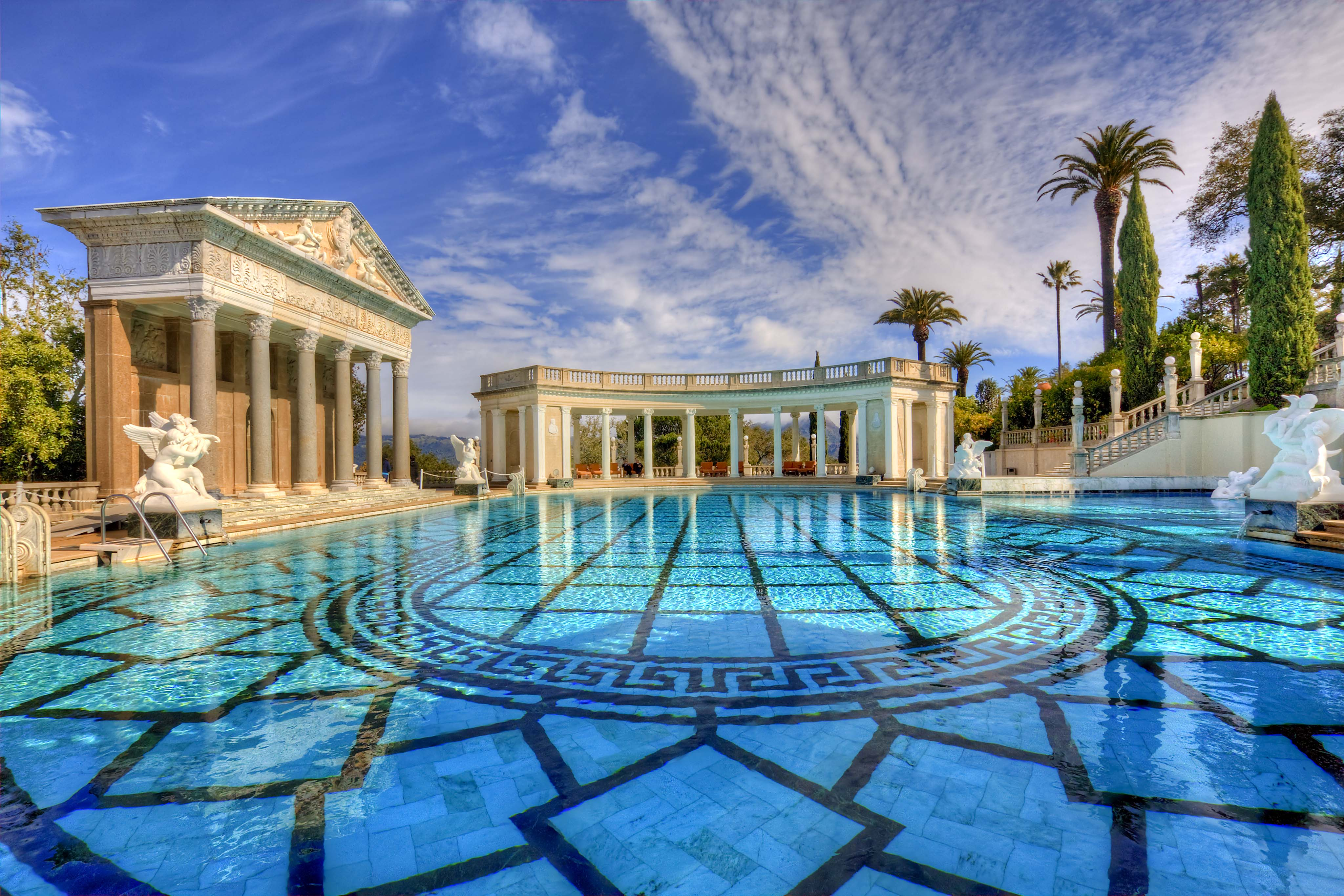 Birth of the Iconic California Swimming Pool ~ 1927 | Federico de ...
