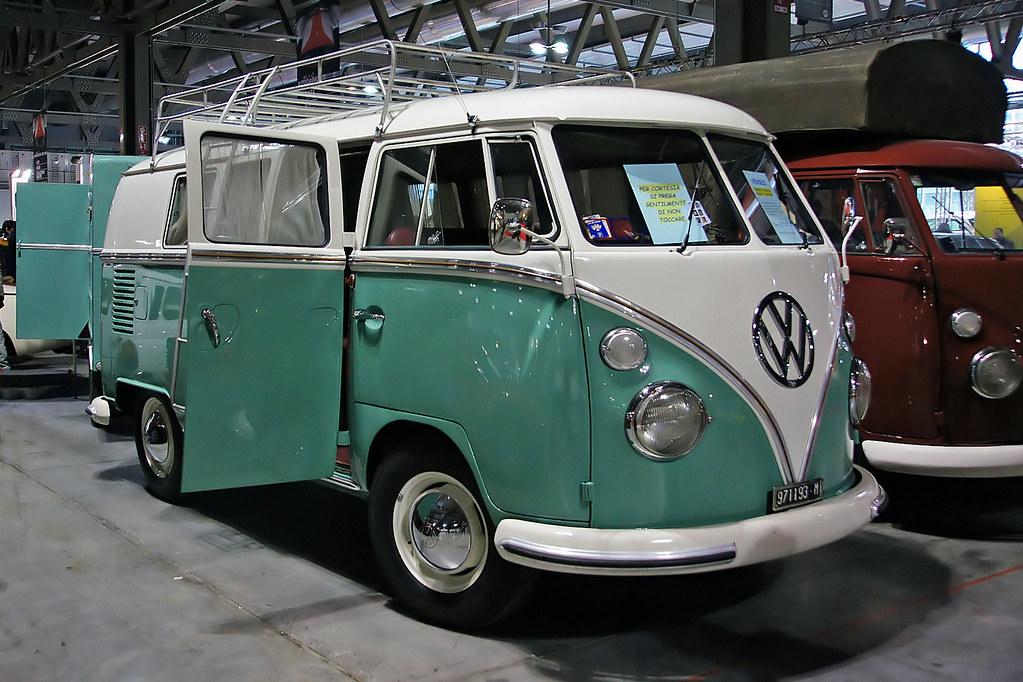 VW T1 Camper  Maurizio Boi  Flickr