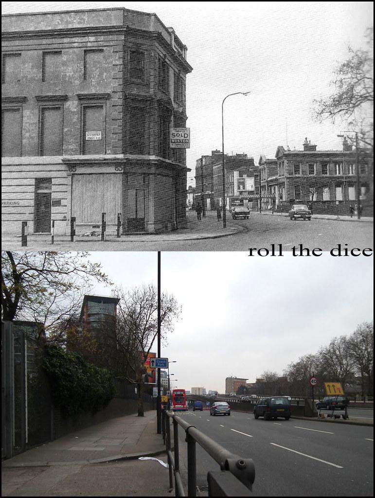 Harrow Road 1966 2012 Classic Top Photo From 1966