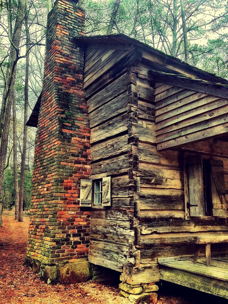Callaway gardens old cabin 3 lee bennett flickr for Callaway gardens cabin rentals