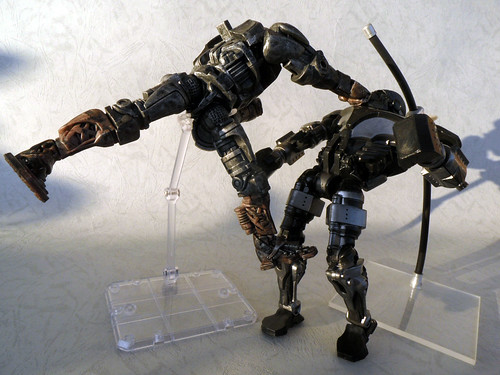 Real Steel Pictures Real Steel Zeus vs Atom_21