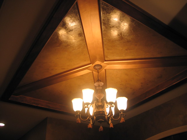 Foyer Plaster Ceiling : Ceiling entryway italian finishes bella faux finishe