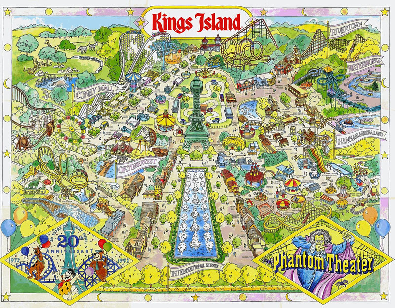 Kings Island Blog