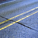 Crossed Seams and Painted Lines