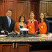 Good For You Recipe contest winner who will receive a new Warners' Stellian kitchen!