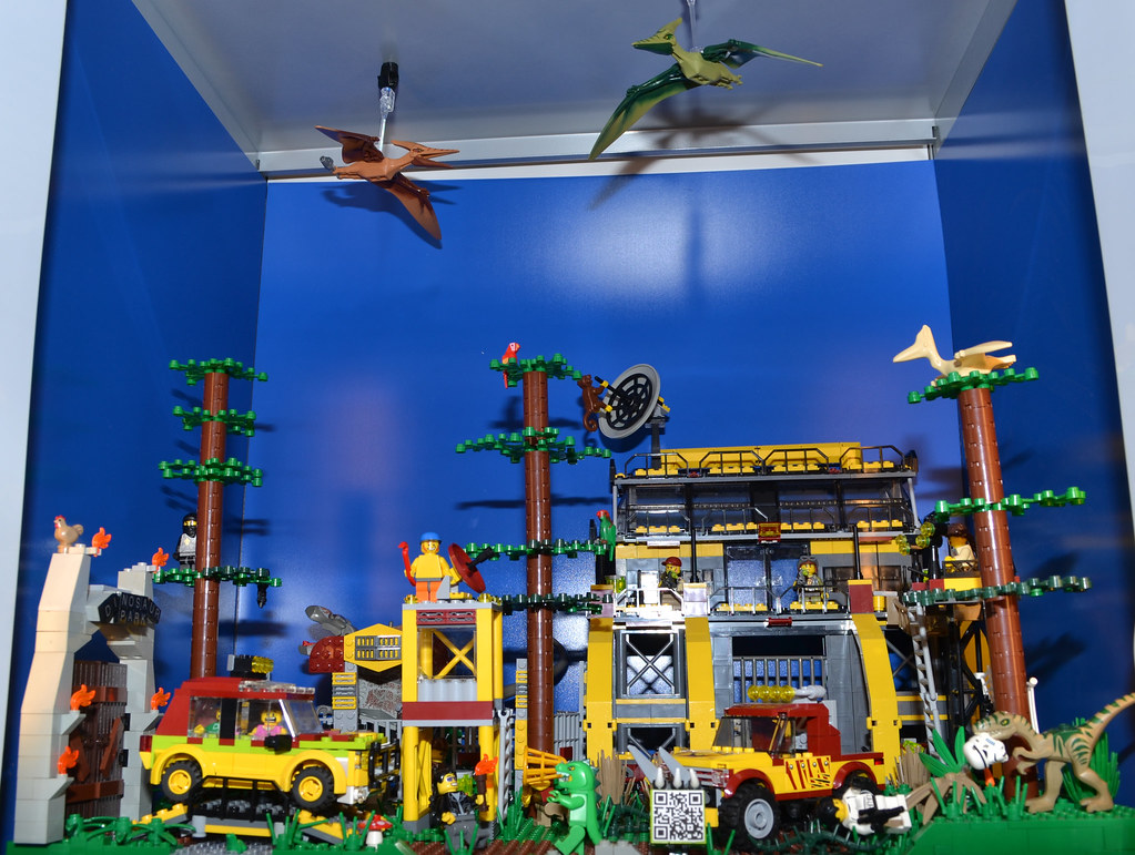 The gallery for jurassic park 4 lego - Jurasic park lego ...