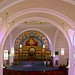 St George from Choir Loft