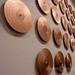 Sonny Assu's series of 136 copper LPs