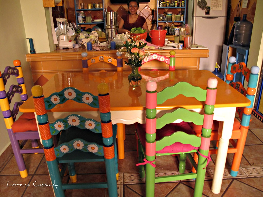 Kitchen Chair Back Styles