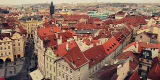 Rooftops of Prague | by The Globetrotting photographer