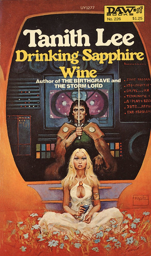 Tanith Lee - Drinking Saphire Wine