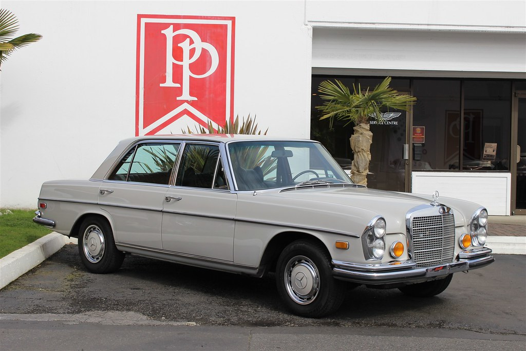 1971 mercedes benz 300 sel 6 3 park place ltd flickr for Mercedes benz park place