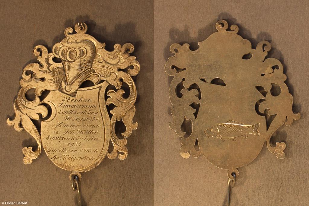 Koenigsschild Flittard von zimmermann stephan aus dem Jahr 1934