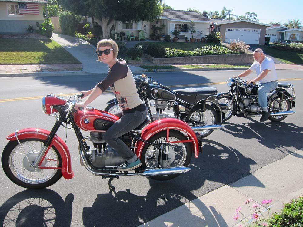 1955 r25 3 bmw 1969 r69s bmw 59 cafe classic motorbikes. Black Bedroom Furniture Sets. Home Design Ideas