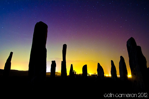 88/366 - Aurora Hunting at The Stones | by Colin Cameron ~ Photography ~