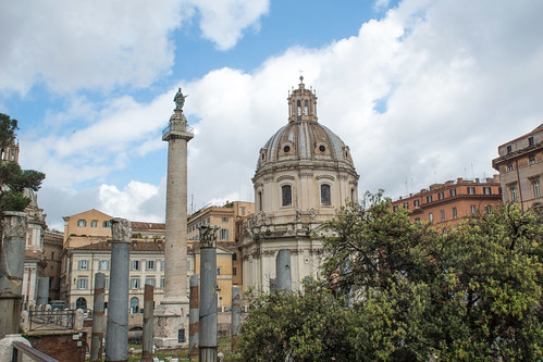 Trajan's Column | by baldheretic