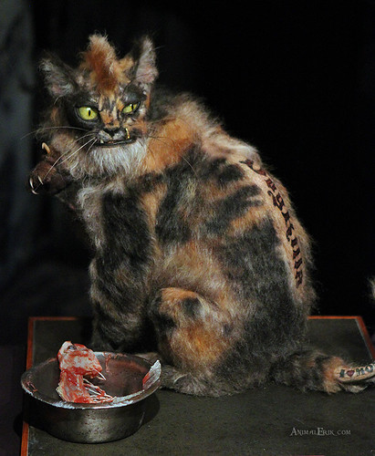 "Monsterpalooza 2012 - The Museum | by Erik ""The Animal"" Deutscher"