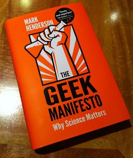 The Geek Manifesto | by sc63