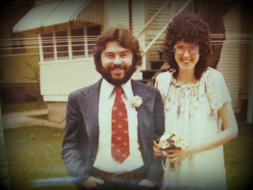 Wedding Day May 19, 1979