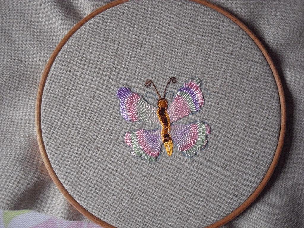 Kamal kadai bordado embroidery esse é o meu segundo